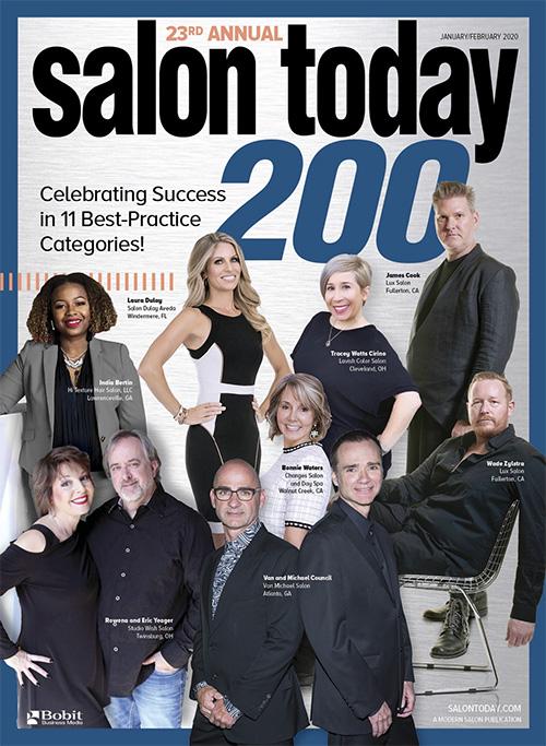 Top 200 Salons - Salon Today Magazine
